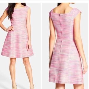 Lilly Pulitzer Pink Ryan Tweed Dress